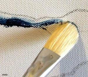 Canvas-texture
